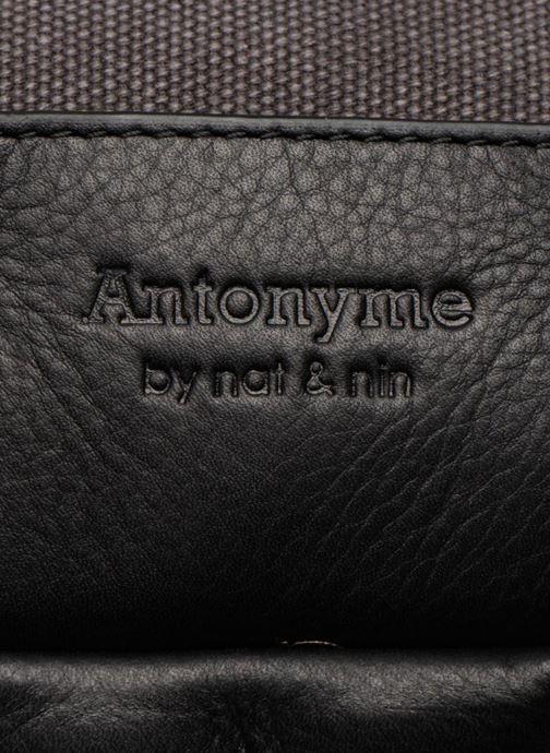 Zaini Antonyme by Nat & Nin Ethan Grigio immagine sinistra