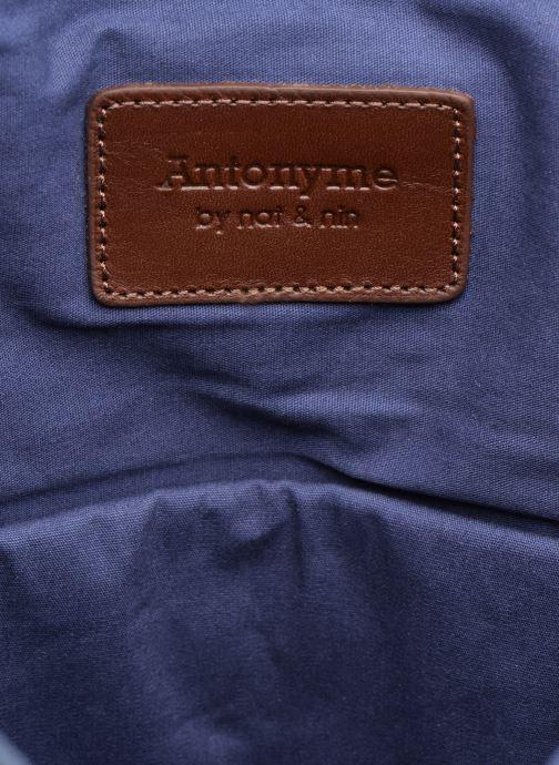 Rucksacks Antonyme by Nat & Nin Ethan Blue back view
