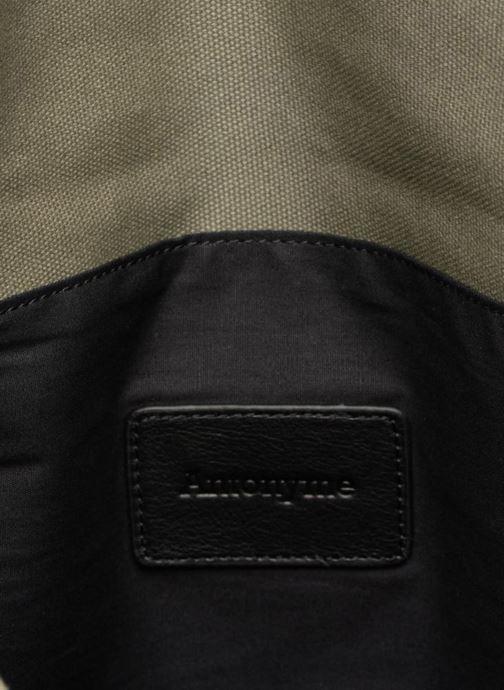 Rucksacks Antonyme by Nat & Nin Ethan Green back view