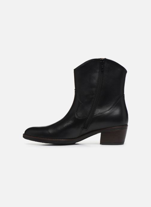 Bottines et boots Gabor Adiel Noir vue face