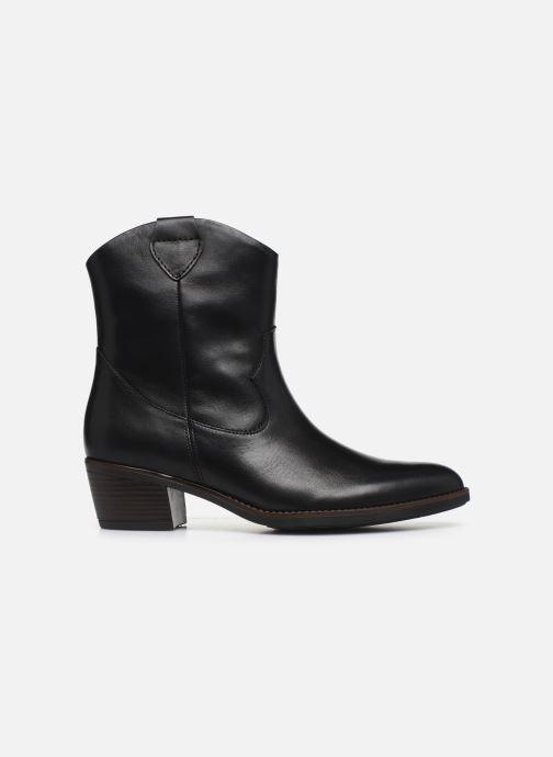 Boots en enkellaarsjes Gabor Adiel Zwart achterkant