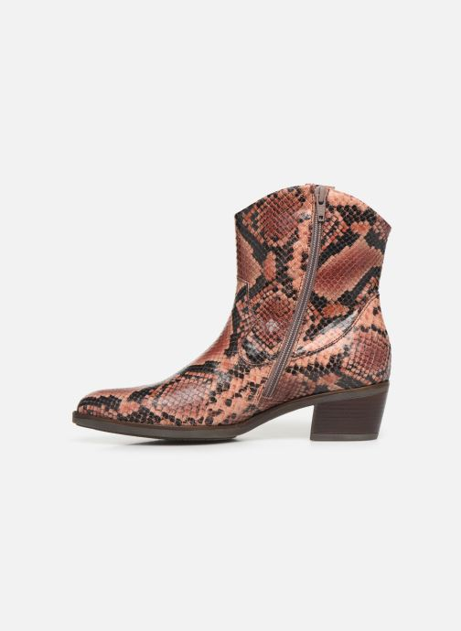 Bottines et boots Gabor Adiel Rose vue face