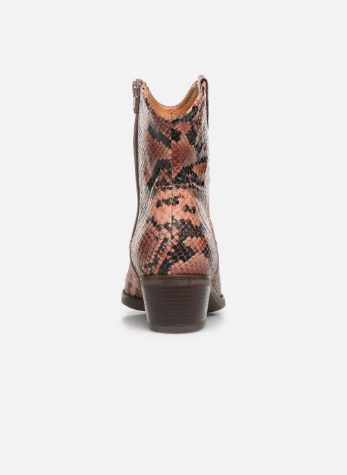 Bottines et boots Gabor Adiel Rose vue droite