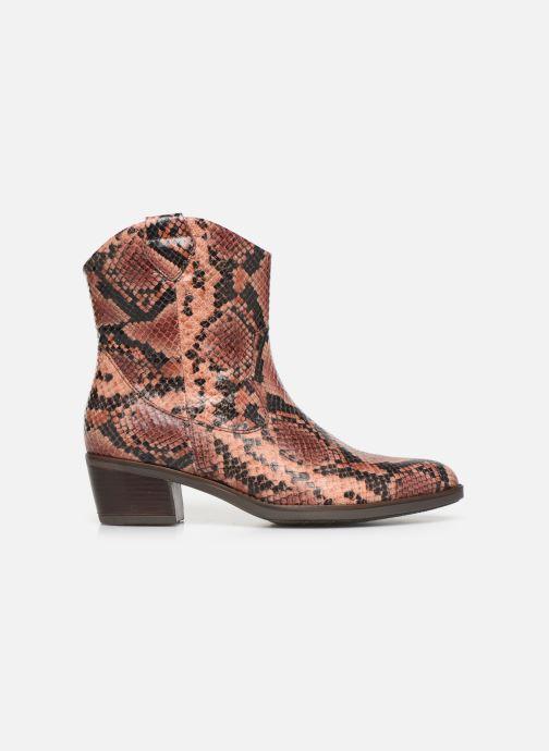 Boots en enkellaarsjes Gabor Adiel Roze achterkant