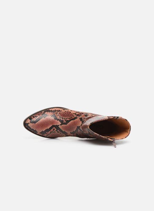 Stiefeletten & Boots Gabor Adiel rosa ansicht von links