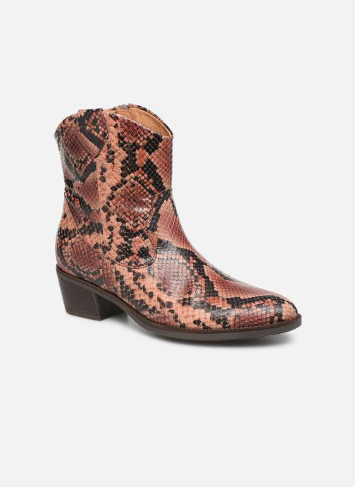 Stiefeletten & Boots Gabor Adiel rosa detaillierte ansicht/modell