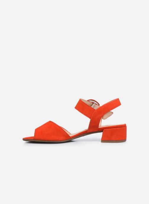 Zapatos de tacón Gabor Ida Rojo vista de frente