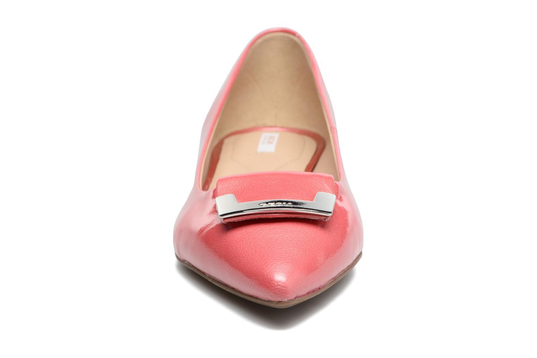 Ballerines Geox D RHOSYN B D540FB Rose vue portées chaussures