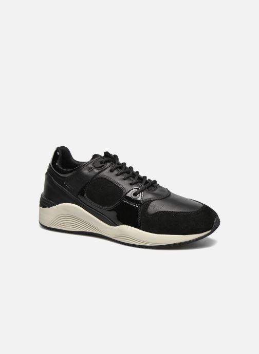 Geox D540sa Omaya 260940 schwarz A D Sneaker OqH0WOUv