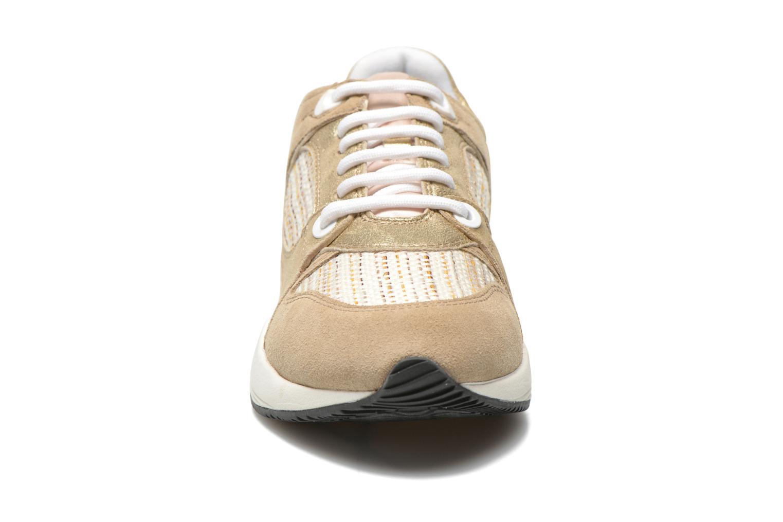 Sneakers Geox D OMAYA A D540SA Goud en brons model