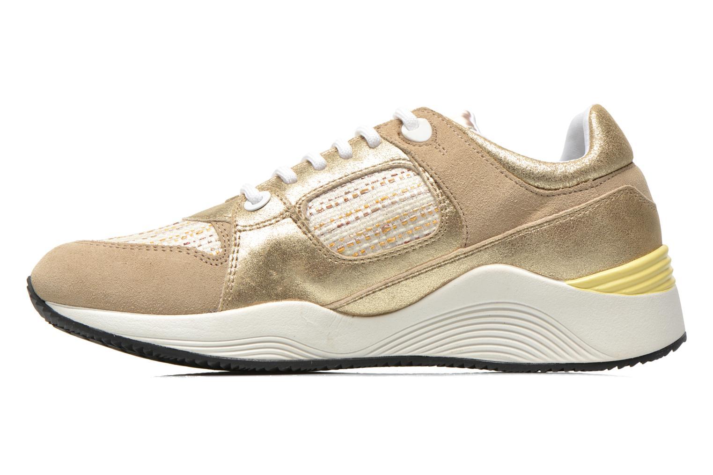 Sneakers Geox D OMAYA A D540SA Goud en brons voorkant