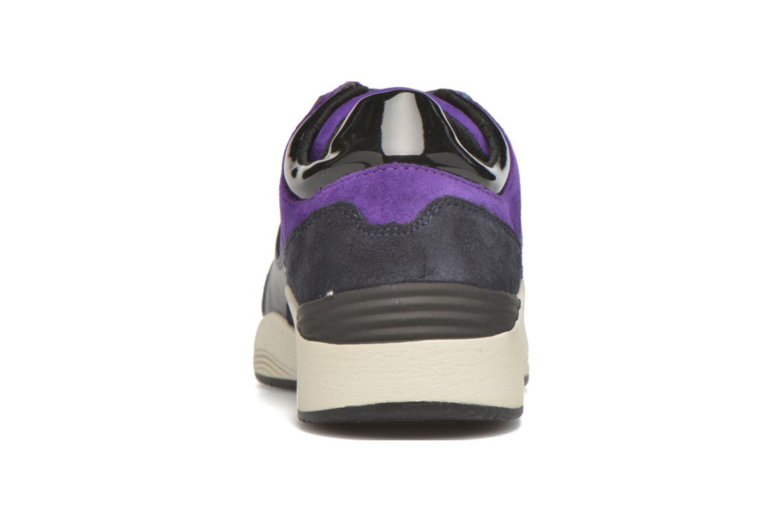 Sneaker Geox D OMAYA A D540SA blau ansicht von rechts