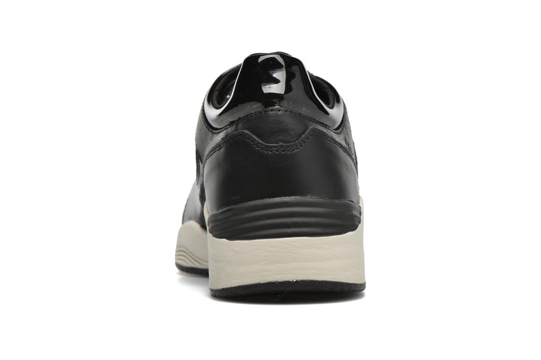 Baskets Geox D OMAYA A D540SA Noir vue droite