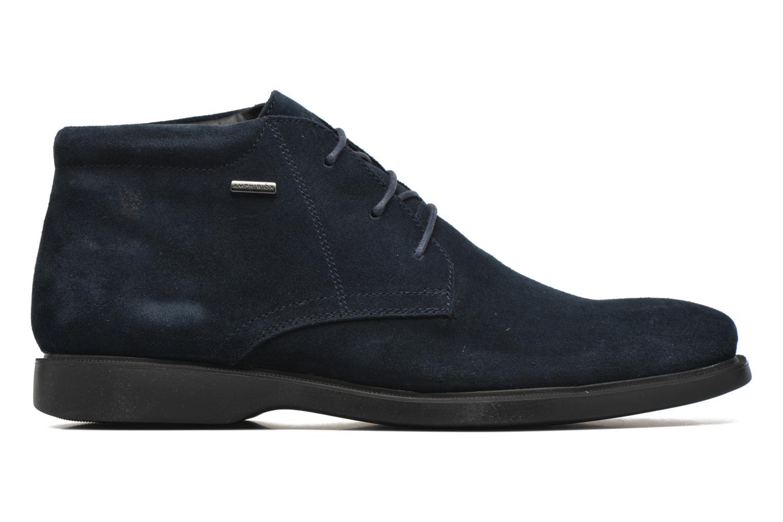 Chaussures à lacets Geox U BRAYDEN 2FIT ABX D U54N1D Bleu vue derrière