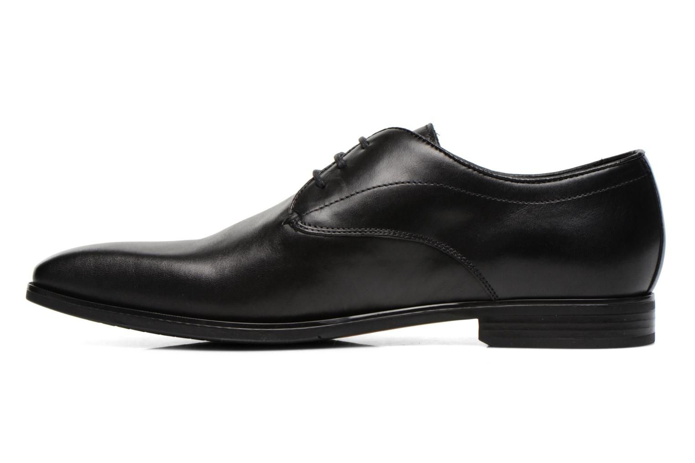 Zapatos con cordones Geox U NEW LIFE A U54P4A Negro vista de frente