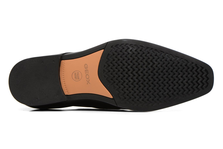 Zapatos con cordones Geox U NEW LIFE A U54P4A Negro vista de arriba