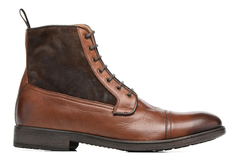 Bottines et boots Geox U JAYLON B U54Y7B Marron vue derrière