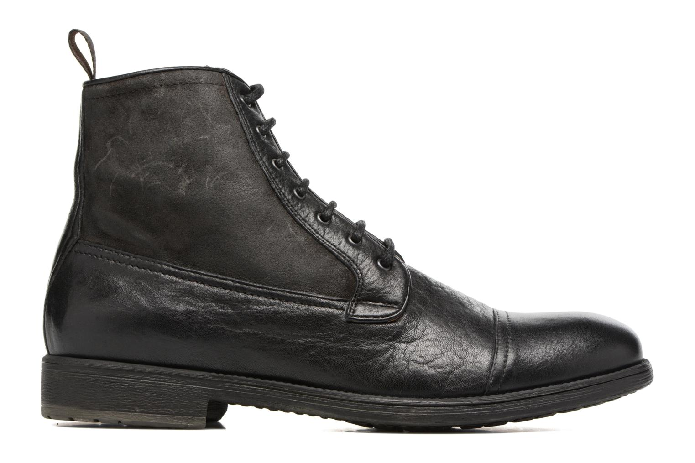 Bottines et boots Geox U JAYLON B U54Y7B Noir vue derrière