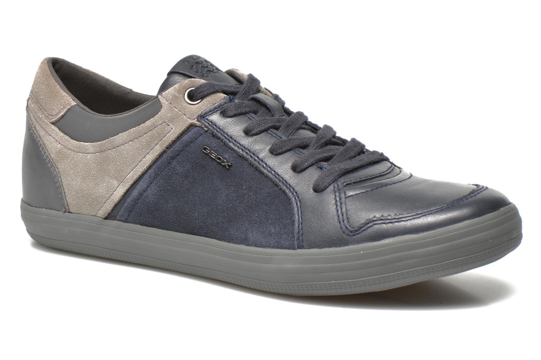 geox schuhe reduziert günstig, Geox U BOX D U54R3D Sneaker