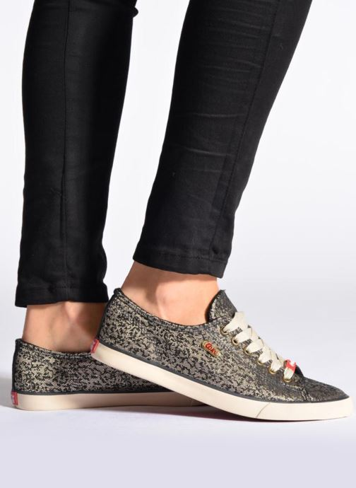Trainers Coca-cola shoes The Best Fashion Multicolor view from underneath / model view