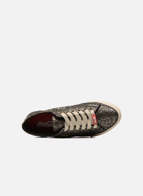 Baskets Coca-cola shoes The Best Fashion Multicolore vue gauche