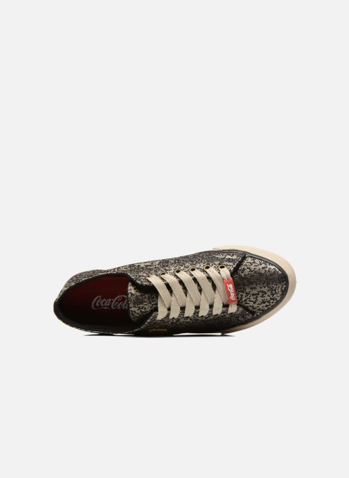 Trainers Coca-cola shoes The Best Fashion Multicolor view from the left