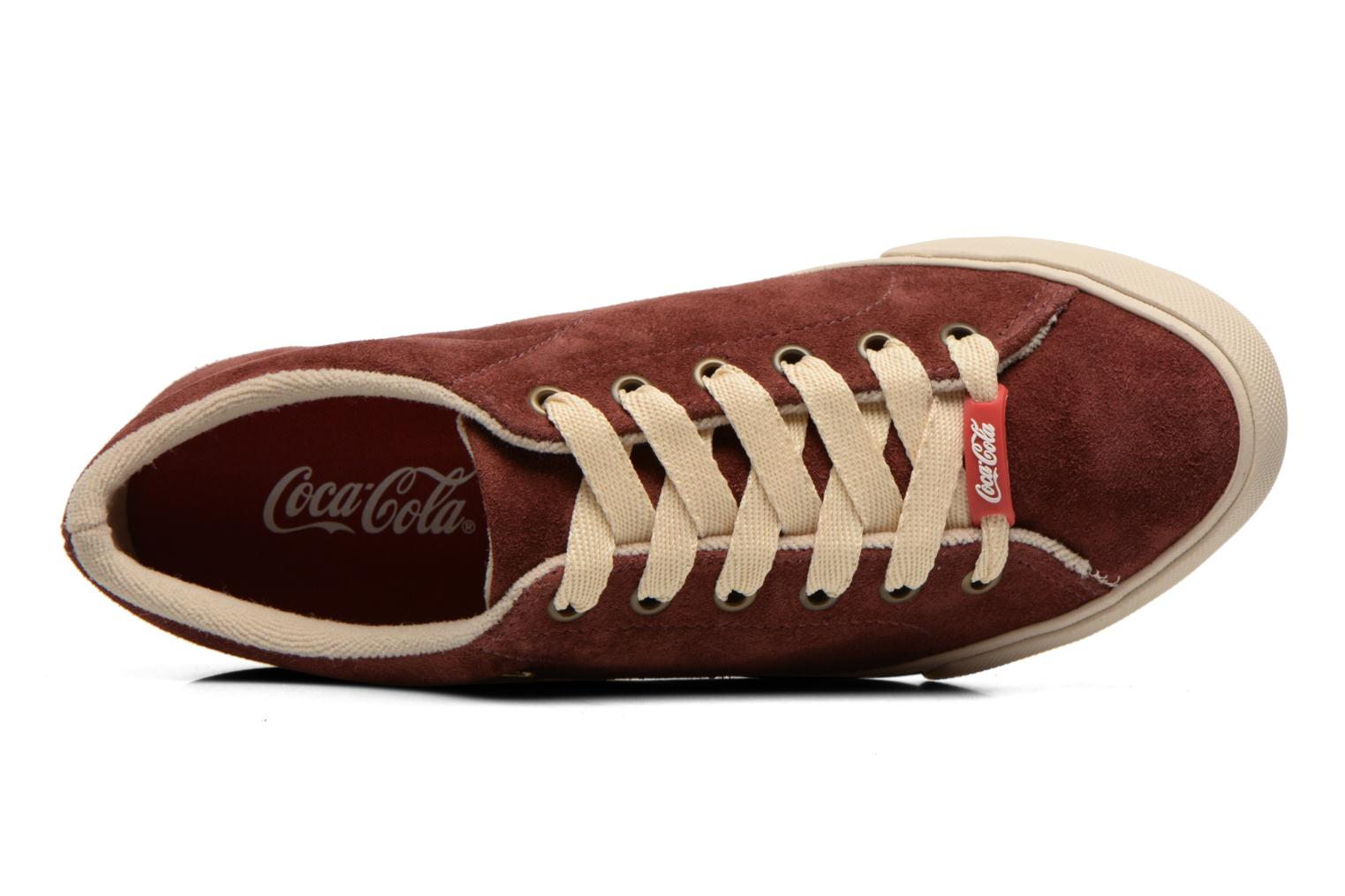 Flux Shoes Suede Bordeaux cola Coca EZn1qxBw6A