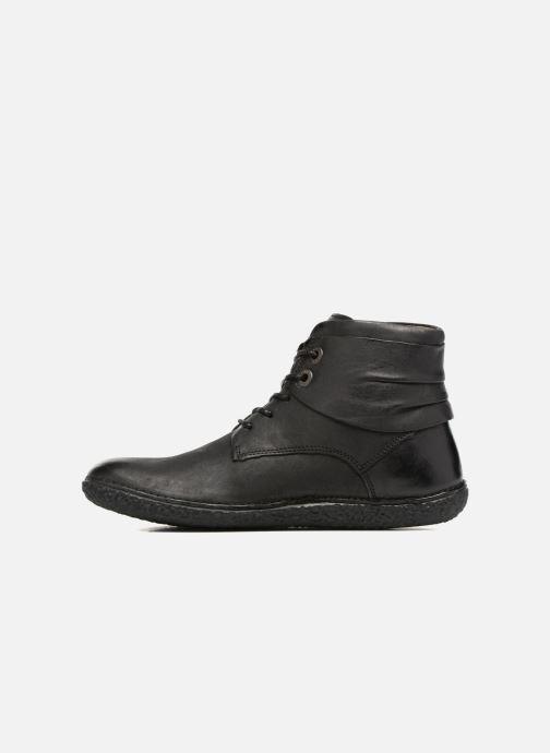 Stiefeletten & Boots Kickers HOBYLOW schwarz ansicht von vorne