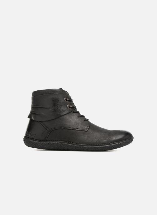 Stiefeletten & Boots Kickers HOBYLOW schwarz ansicht von hinten