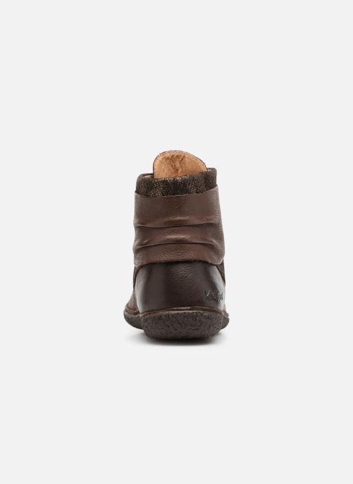 Kickers HOBYLOW Ankelstøvler 1 Brun