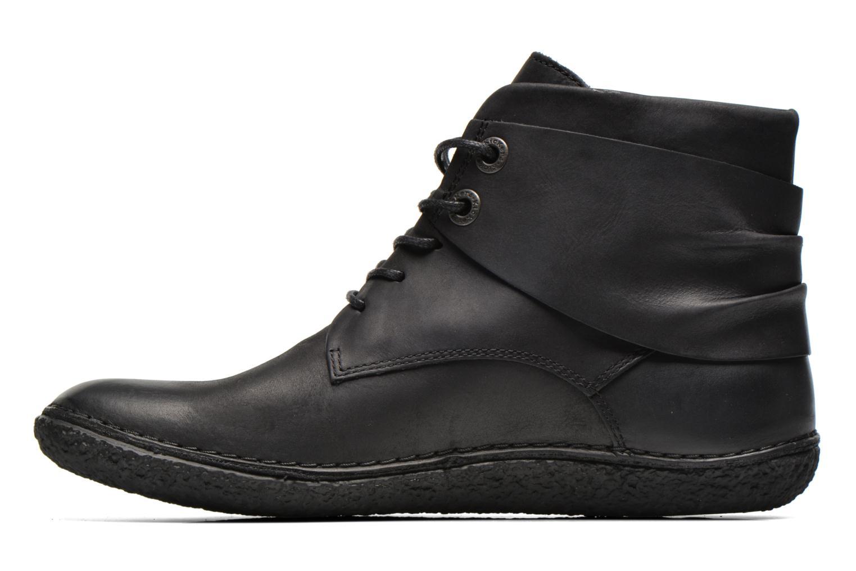 Bottines et boots Kickers HOBYLOW Noir vue face