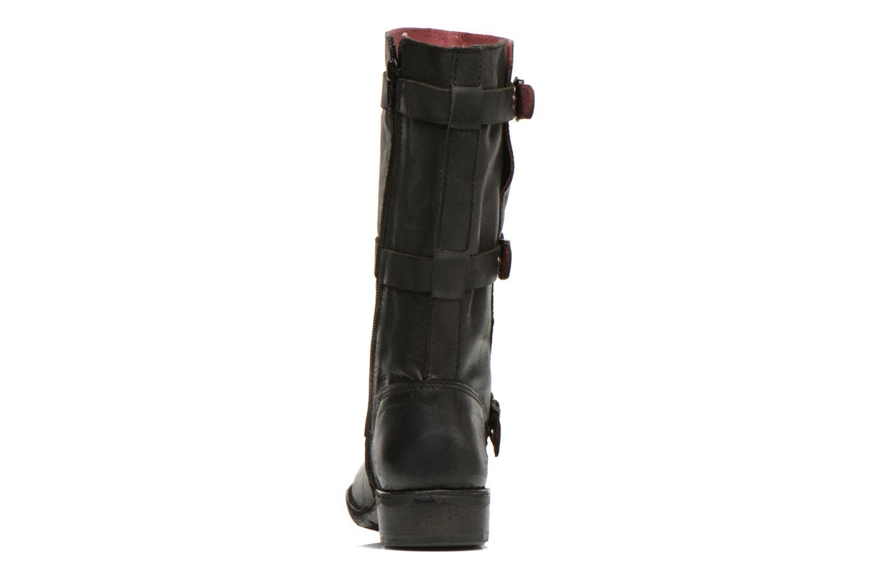 Boots en enkellaarsjes Kickers Growup Zwart rechts