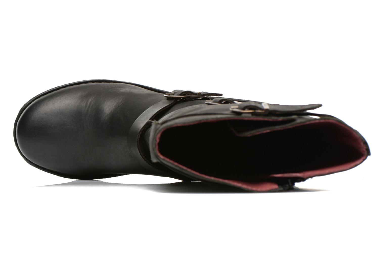 Boots en enkellaarsjes Kickers Growup Zwart links