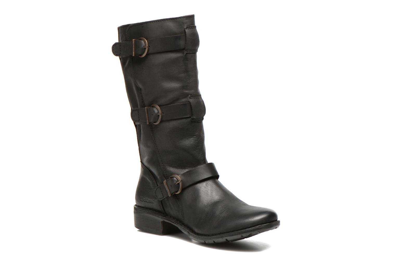 Boots en enkellaarsjes Kickers Growup Zwart detail