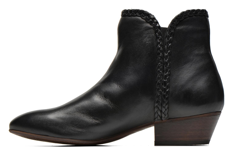 Bottines et boots Kickers Westiti Noir vue face