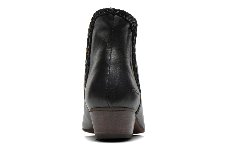 Bottines et boots Kickers Westiti Noir vue droite