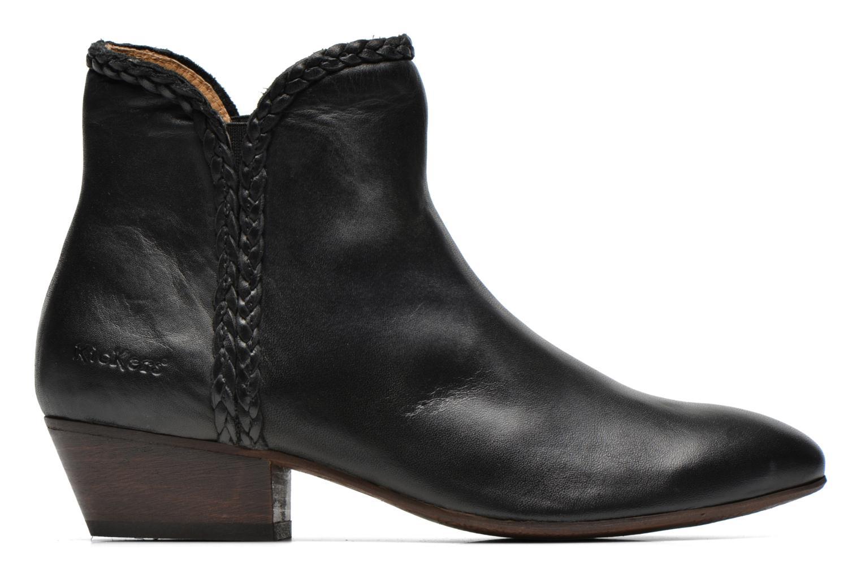 Bottines et boots Kickers Westiti Noir vue derrière