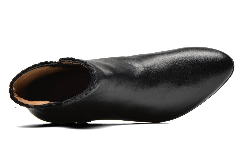 Bottines et boots Kickers Westiti Noir vue gauche