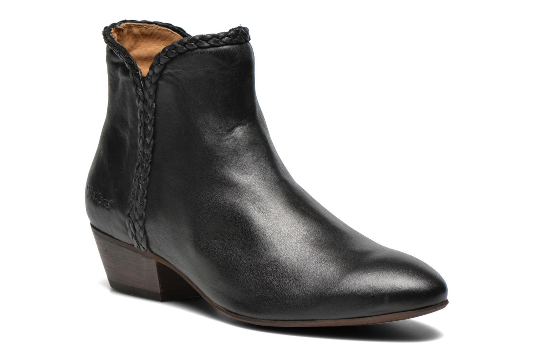 Bottines et boots Kickers Westiti Noir vue détail/paire