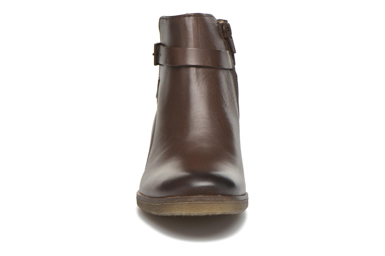 Boots en enkellaarsjes Kickers Mila Bruin model