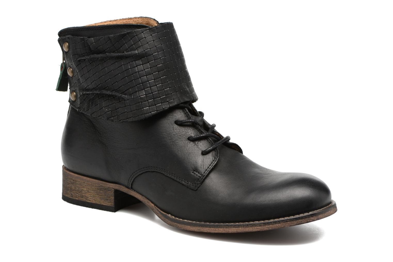 Moda barata y hermosa  Kickers Punkyzip (Negro) Más - Botines  en Más (Negro) cómodo fd0ba2
