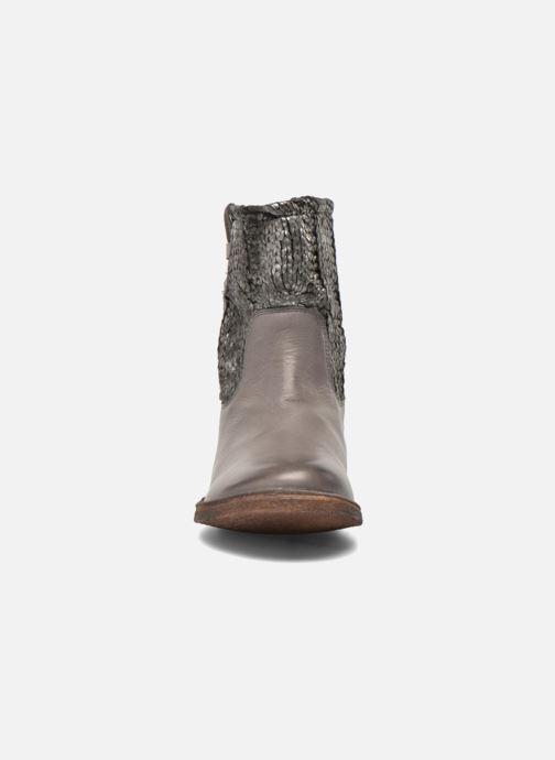 Boots en enkellaarsjes Kickers cresson Grijs model