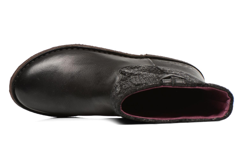 Stiefeletten & Boots Kickers cresson schwarz ansicht von links