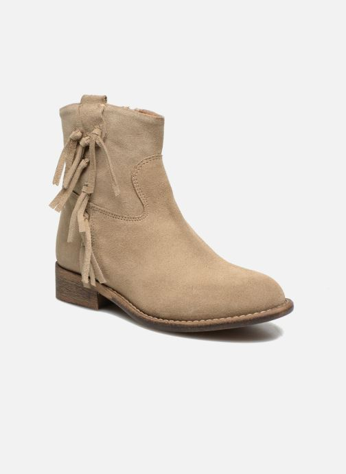 Ankle boots Yep Callie Grey detailed view/ Pair view