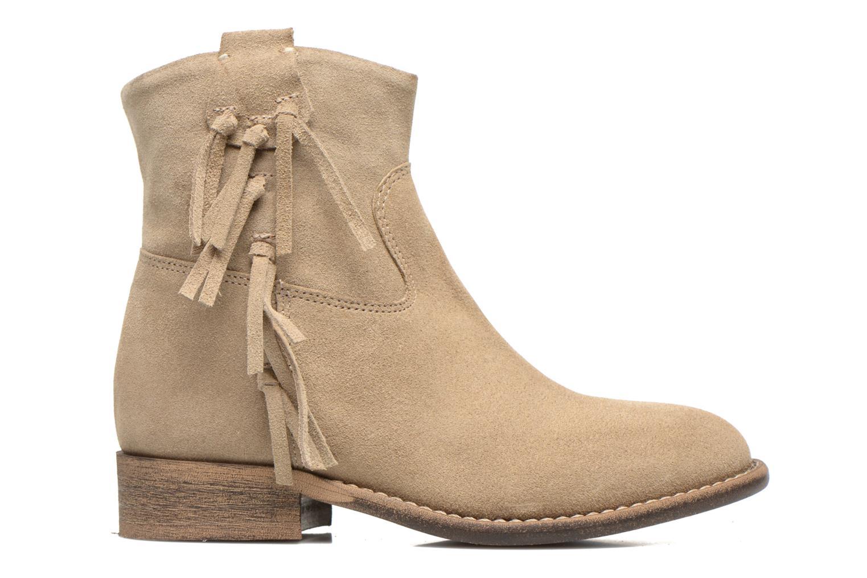 Bottines et boots Yep Callie Gris vue derrière