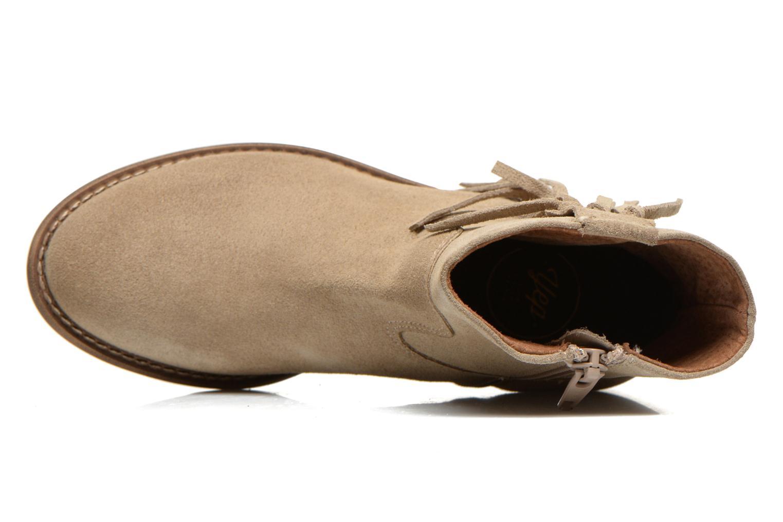 Bottines et boots Yep Callie Gris vue gauche
