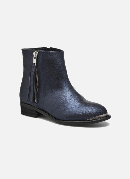 Ankelstøvler Yep Amelia Blå detaljeret billede af skoene