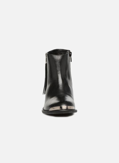 Bottines et boots Yep Amelia Noir vue portées chaussures