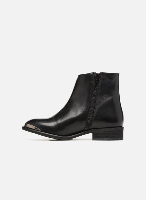 Ankle boots Yep Amelia Black front view