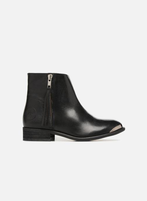Bottines et boots Yep Amelia Noir vue derrière